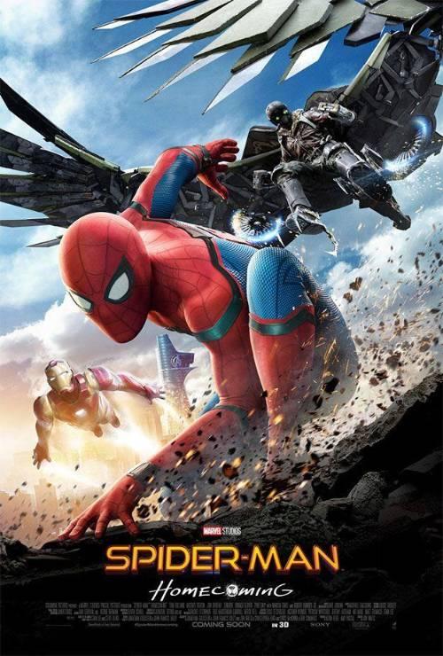 FOTO PELI_Spider_Man_Homecoming