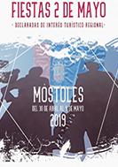 Programacionn de las Fiestas del Dos de Mayo del Municipio de Móstoles