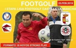 Liga Footgolf de Castilla La Mancha