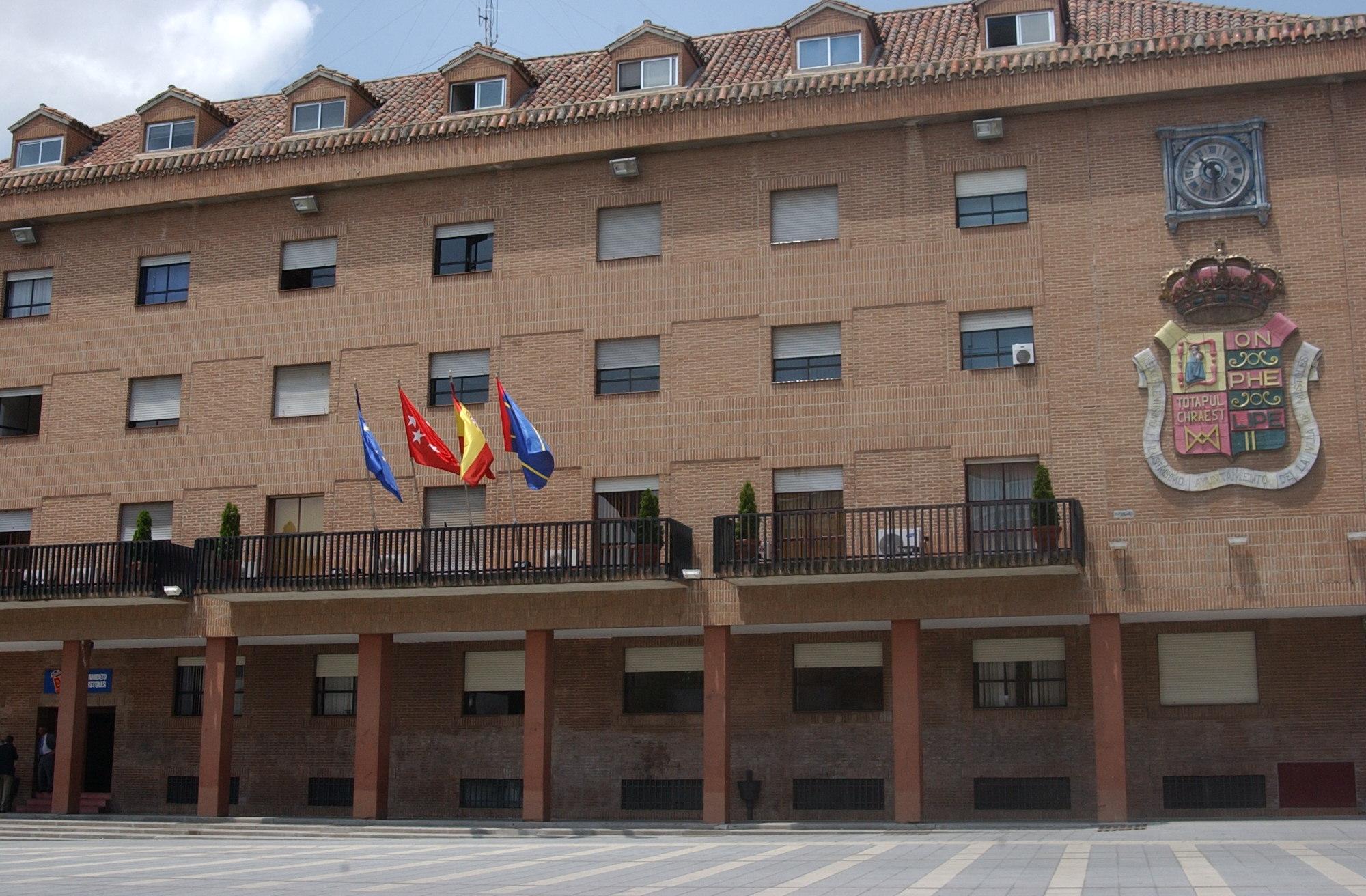 Mostoles Turistico Ayuntamiento De Mostoles